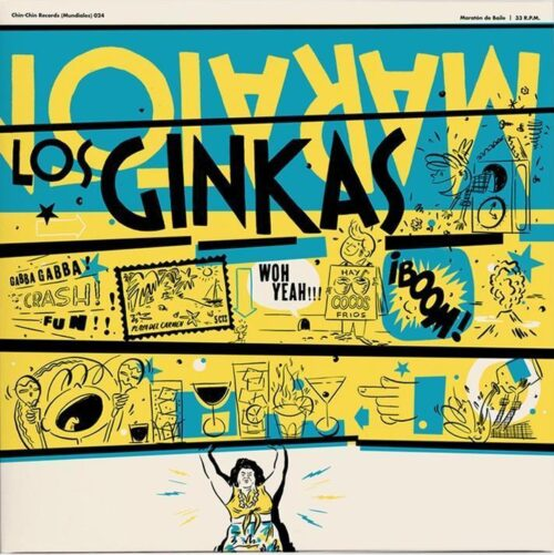 Los Ginkas - Maratón de baile (Chin-Chin R.M.)