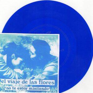 Viaje de las flores + St. Christopher - Flexi fanzine Stamp