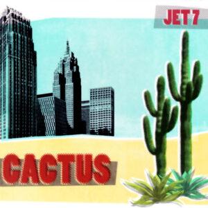 Jet7 - Nacho Canut - Cactus